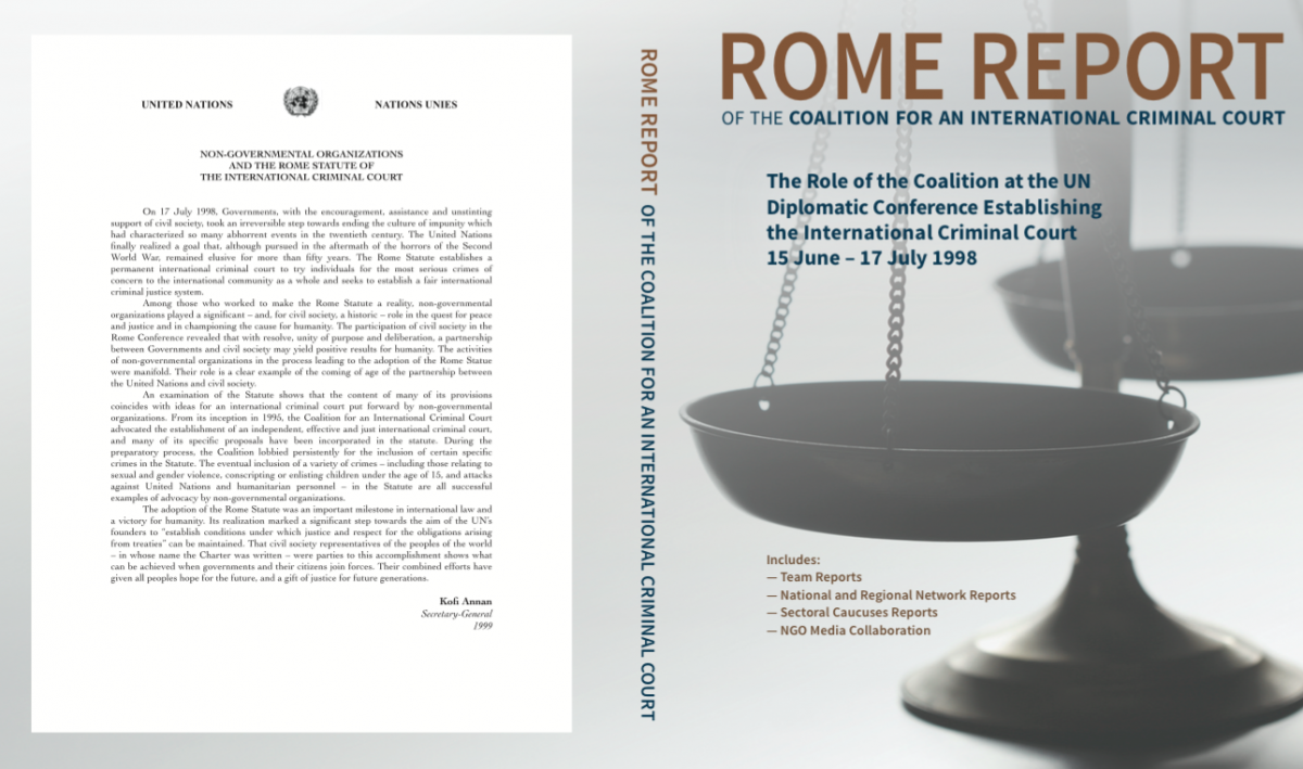 Rome Report of the Coalition for an ICC