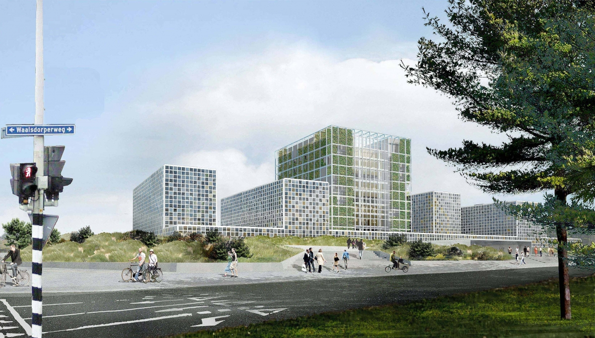 Image result for icc building the hague